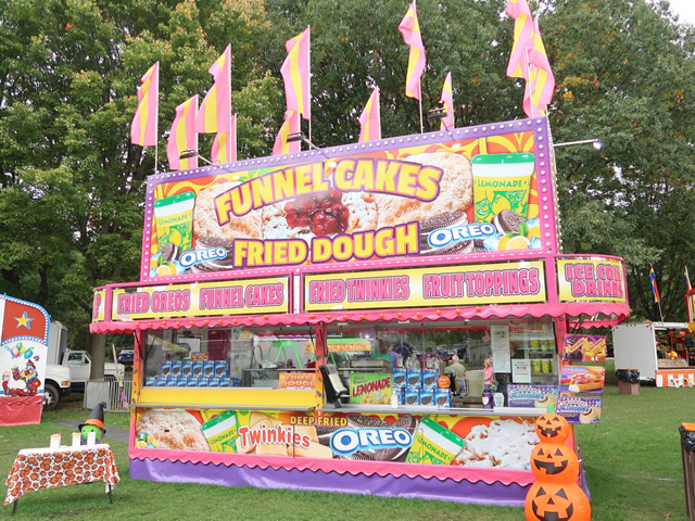 Fried Dough, Funnel Cake and More....